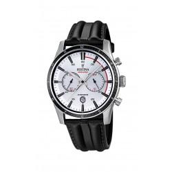 Festina F16874/1 Herren-Uhr Sport Timeless Chronograph Ø 45 mm