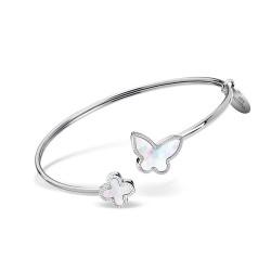Festina F30000/1 Armreif / Armspange Schmetterling mit Perlmutt