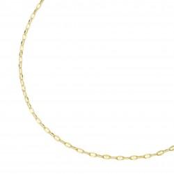 Karat 99037840450 Fantasiekette Collier Damen 375/- Gelb-Gold