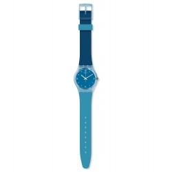 Swatch GS161 Armband-Uhr Fraicheur Analog Quarz mit Silikon-Band