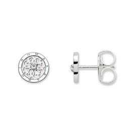 Thomas Sabo H1760-051-14 Ohrringe Ohrstecker Ornament Silber