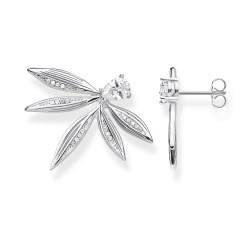Thomas Sabo H2106-051-14 Ohrringe Damen Blätter Sterling-Silber