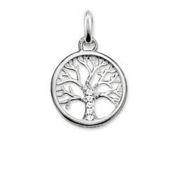 Thomas Sabo KC0002-051-14 Anhänger Lebensbaum Silber
