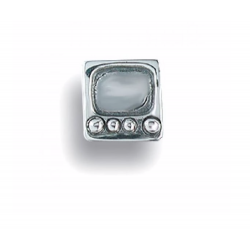 Lovelinks 1180524 Charm Bead TV Television Sterling Silver
