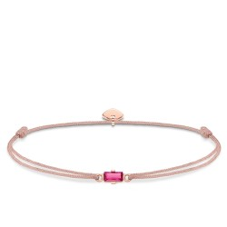 Thomas Sabo LS0104-597-19 Armband Little Secret Pinker Stein Rosé-Ton