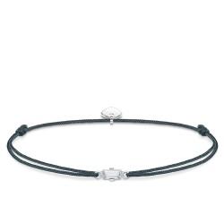 Thomas Sabo LS0106-401-5 Armband Little Secret Weißer Stein Silber
