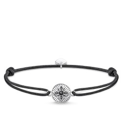 Thomas Sabo Rebel LS087-641-11 Armband Little Secret Royalty Kreuz Silber 27 cm