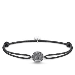 Thomas Sabo Rebel LS089-907-11 Armband Little Secret Tree of Love Silber 27 cm