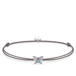Thomas Sabo LS107-965-5 Armband Little Secret Schmetterling Silber