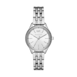Michael Kors MK6738 Damen-Uhr Lexington Analog Quarz mit Edelstahl-Armband Ø 36 mm