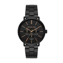 Michael Kors MK8703 Herren-Uhr Blake Analog Quarz Edelstahl-Armband