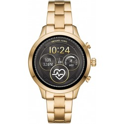 Michael Kors MKT5045 Smartwatch Runway mit Edelstahl-Band Ø 41 mm