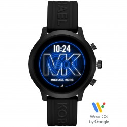 Michael Kors MKT5072 Smartwatch Access MKgo mit Silikon-Band Ø 43 mm