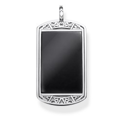 Thomas Sabo Rebel PE838-698-11 Anhänger Dog Tag Sterling-Silber