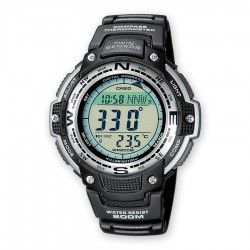 Casio SGW-100-1VEF Herren-Uhr Collection Quarz Resin-Armband