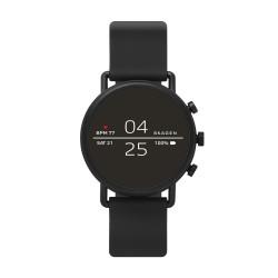 Skagen SKT5100 Smartwatch Falster 2 Schwarz mit Silikon-Band Ø 40 mm