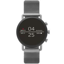 Skagen SKT5105 Smartwatch Falster 2 Grau mit Milanaise-Band Ø 40 mm