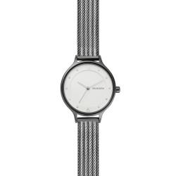 Skagen SKW2750 Damen-Uhr Anita Analog Quarz Milanaise Silber-Ton Ø 30 mm
