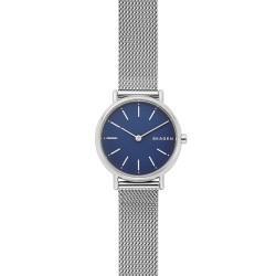 Skagen SKW2759 Damen-Uhr Signatur Analog Quarz Silber-Ton Ø 30 mm