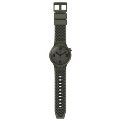 Swatch SO27B100 Armbanduhr BBBubbles Quarz Silikon Armband Ø 47,00 mm