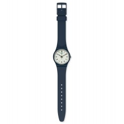 Swatch SO28N101 Armband-Uhr Sigan Analog Quarz Kunststoff-Armband
