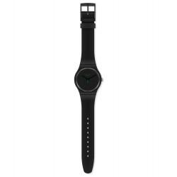 Swatch SO29B700 Armband-Uhr Neuzeit Analog Quarz Kunststoff-Armband