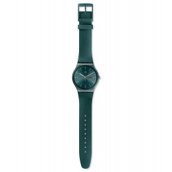 Swatch SUOG709 Armbanduhr Ashbayang Worldhood Silikon Ø 41 mm