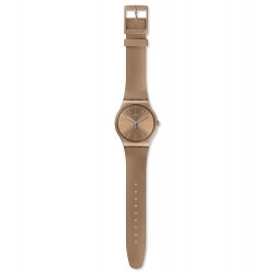 Swatch SUOM111 Armbanduhr Powderbayang Worldhood Ø 41 mm