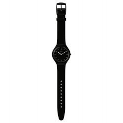 Swatch SVOB106 Armbanduhr Skinero Quarz Silikon Armband Ø 36,80 mm