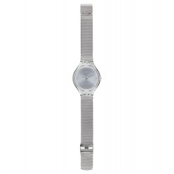 Swatch SVOK105M Armbanduhr Skinstones Quarz Edelstahl Armband Ø 36,80 mm