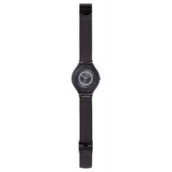 Swatch SVUB105M Armbanduhr Skinknight Analog Quarz mit Edelstahl-Band Ø 40.00 mm