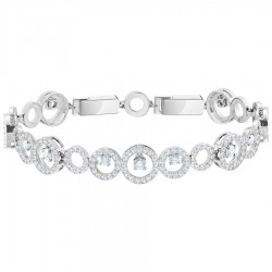 Swarovski 5416358 Armband Damen Creativity Weiss Silber-Ton