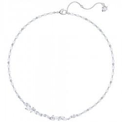 Swarovski 5419235 Kette Collier Louison Weiss Silber-Ton