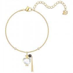 Swarovski 5448278 Armband Damen Mine Parfume Weiss Gold-Ton