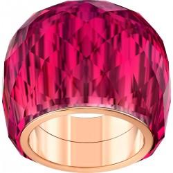 Swarovski 5508718 Ring Damen Nirvana Rot Rosé-Ton