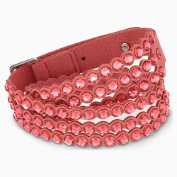 Swarovski 5531287 Armband Damen Power Collection Hellrot