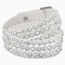 Swarovski 5518697 Armband Damen Power Collection Weiss