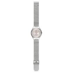 Swatch SYXS117M Armbanduhr Skinsand Quarz Edelstahl Armband Ø 38,00 mm