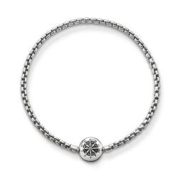 Thomas Sabo KA0002-001-12 Armband für Beads geschwärzt