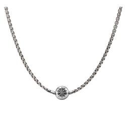 Thomas Sabo KK0002-001-12 Kette für Beads geschwärzt