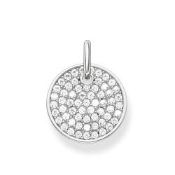 Thomas Sabo LBPE0011-051-14 Anhänger Sparkling Circles Coin