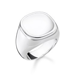 Thomas Sabo 	TR2249-637-21 Siegel-Ring Unisex Rebel at heart Silber Gr. 62