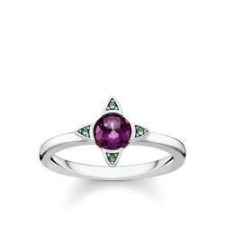 Thomas Sabo TR2263-667-13 Ring Damen Farbige Steine Sterling-Silber
