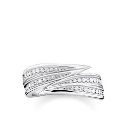 Thomas Sabo TR2283-051-14 Ring Damen Blätter Sterling-Silber