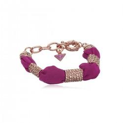 Guess UBB81329 Armband roségold/lila 21 cm