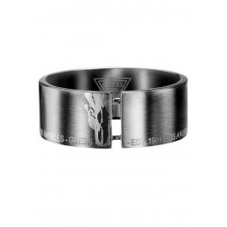 Guess UMR81006 Herren-Ring Ringgröße 64