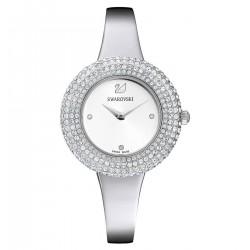 Swarovski 5483853 Damenuhr Crystal Rose Analog Quarz mit Edelstahl-Armband