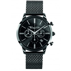Thomas Sabo WA0291-287-203 Herrenuhr Chronograph Ø 42 mm