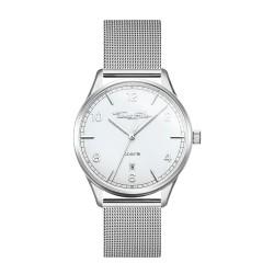 Thomas Sabo WA0360-201-202 Damen-Uhr Code TS Klein Analog Quarz Silber