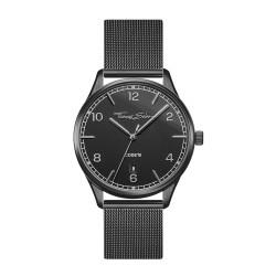 Thomas Sabo WA0362-202-203 Damen-Uhr Code TS Klein Analog Quarz Schwarz